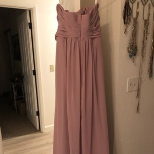 David's Bridal Dresses - David's Bridal Bridesmaid Dress